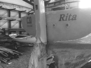 C30 Rita B and W yard Low Res
