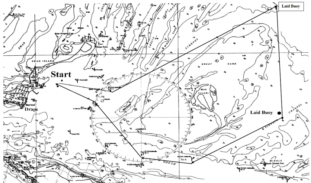 Mud Island Map