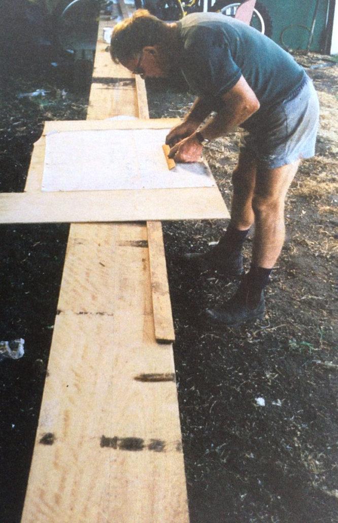 C106 Christabelle Build 01
